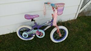 "Free- girls 14"" Bike"