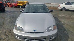 2000 Chevrolet Cavalier Berline 87000 km