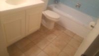 Need someone to grout a small bathroom!