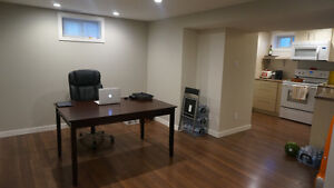 Renovated 1 Bedroom Basement for Rent