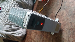 Double electric heater for sale