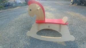 Hape Rocking Horse