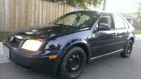 2001 Volkswagen Jetta TDI, strong engine and transmission,E-Test