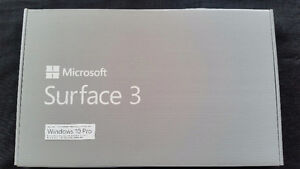Microsoft Surface 3 Brand New Sealed in box Sealed Keyboard