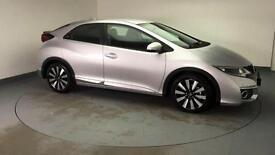 Honda Civic 1.8 i-VTEC SE Plus PETROL AUTOMATIC 2016/16