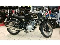 AJS CADWELL 125cc MOTORCYCLE CAFE RACER / EURO 4 MODEL
