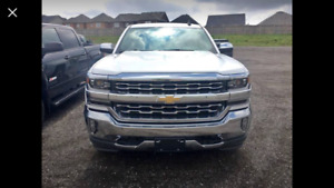 WANTED 2018 LTZ CHROME GRILLE