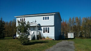 3 Bdrm in Side-by-Side Duplex in Dieppe October 1st
