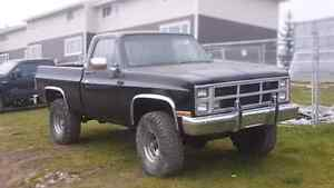 1986 square body shorty
