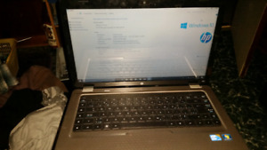 HP G62 Notebook