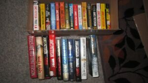 26 JAMES PATTERSON Books