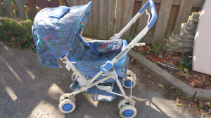 Jolly jumper stroller