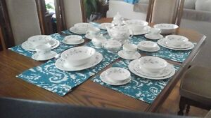 White Classic Johnson Bros. dishes - Made in England