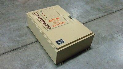 Used Generac 0103-0 150 Amp Gts 150 System Transfer Switch