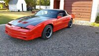 1987 firebird! needs to go.