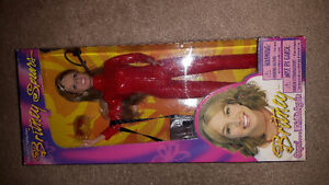 Oops I did it again brittney spears barbie doll for sale.
