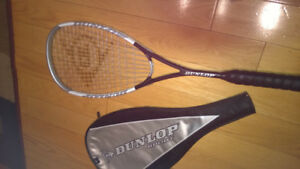 Squash Racquets - Wilson and Dunlop