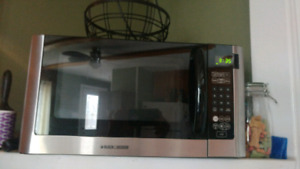 Microwave For Sale SOLD