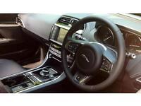 2017 Jaguar XE R-SPORT Demo car Automatic Diesel Saloon