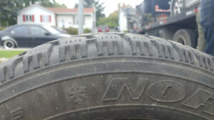 pneu d hiver 15 pouces