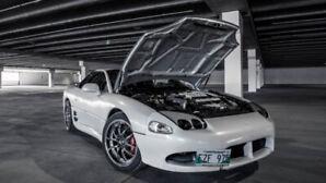 1994 3000 GT Twin Turbo VR4