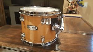 """Mapex Pro M Natural Gloss Lacquer 12x9"""" Maple Rack Tom"""