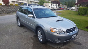 2007 Subaru Outback XT Limited Turbo Wagon