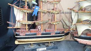 2 Vintage Ship Models $100 Each or Both $180. Prince George British Columbia image 3