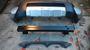 2008 FJ Cruiser Front Bumper, in Campbell River