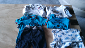 Selection of Baby clothes age 6 to 9 months