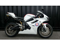 2011 Triumph Daytona 675 2 Owners 19,330 Miles Recent Service Great Condition