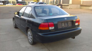 Honda Civic. $1200 or obo