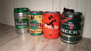 Tonneaux (kegs) de bière