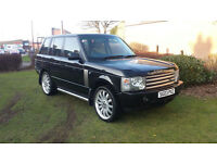 Land Rover Range Rover 3.0 Td6 auto 2003 Vogue PX swap Anything Considered