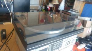 Dual CS- 450 VintageTurntable works great!