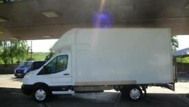 2015 FORD TRANSIT 2.2 TDCi [125] LUTON Van With Tail Lift