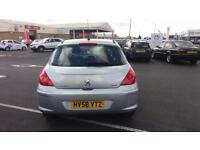 2008 58 PEUGEOT 308 1.6 VTi SPORT 5 DOOR.GREAT LOOKING CAR,12 MONTHS MOT.ANY PX.