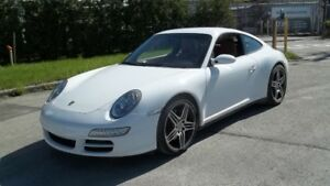 2008 Porsche 911 C4S Automatic with Turbo Wheels