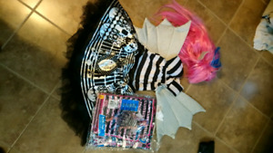 Costume Monster High 5a7ans