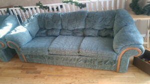 3 PCE COUCH, LOVESEAT, CHAIR