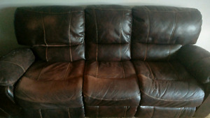Price reduced, Powered recliner