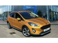 2019 Ford Fiesta 1.0 EcoBoost Active X 5dr with Satellite Navigation, Reversing