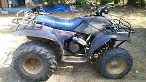 1986 Polaris 250res 2wd 2stroke
