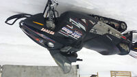 all around good snowmobile for trails or lakes