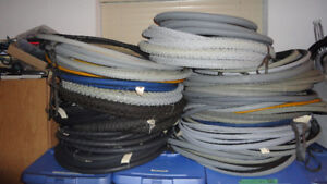 Wheelchair Tires and casters - NEW