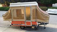 Leisurecraft Tent Trailer