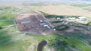 53 Quarters - Two Yard Sites - Livestock Facilities & More!