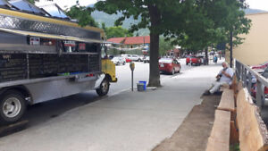 Turn key food truck business for sale in Nelson BC