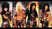 EXTREMELY CHEAP - MOTLEY CRUE MONTREAL - 3 AMAZING SEATS