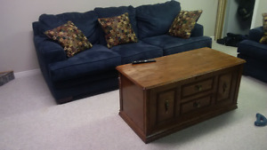Couch, Loveseat and Recliner for Sale